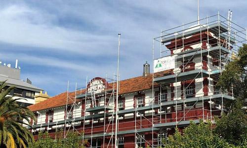 commercial scaffolding tauranga
