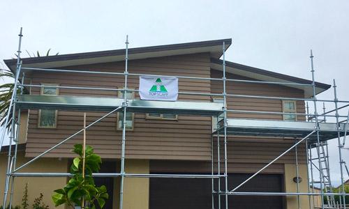 residential scaffolding tauranga